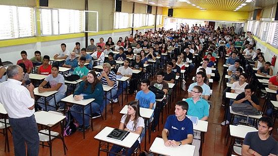 Más de 200 jóvenes empezaron en Ingeniería