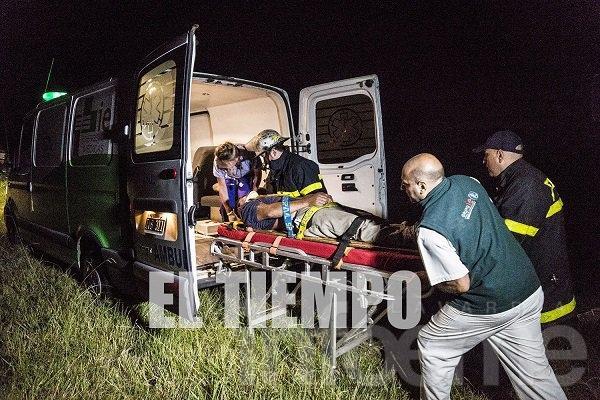 Otro fatal accidente en Ruta 3