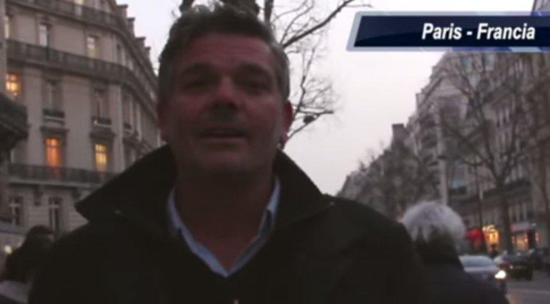 """#18F en Francia: """"Me dio la impresión que la gente está cansada de estar cansada"""""""