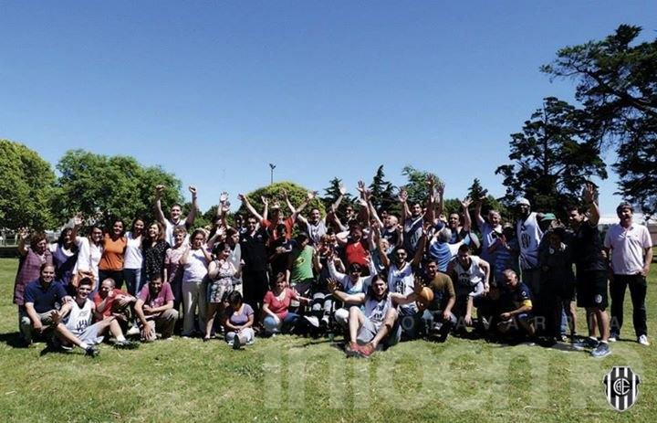 Otra exitosa jornada solidaria de Estudiantes