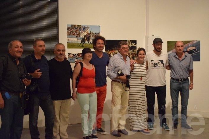 El fotoperiodismo se muestra en el Centro Cultural