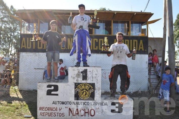 Reviví la primera fecha del karting en Laprida