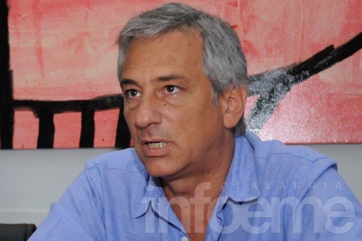 """""""En junio voy a definir si me postulo a intendente"""""""