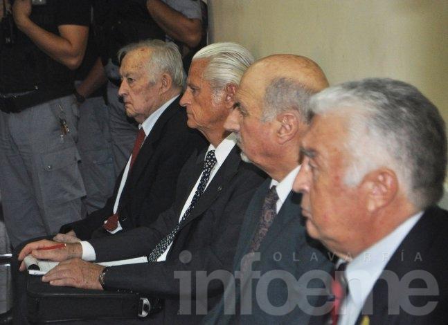 Difunden el fallo que condenó a prisión perpetua a tres represores