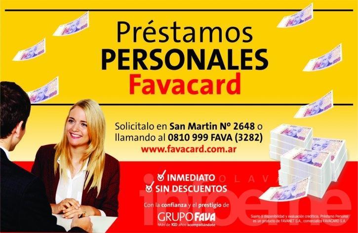 Los mejores beneficios con préstamos personales de Favacard