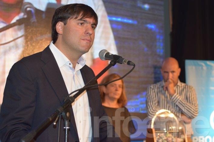 Bossio y un amplio arco político en el sorteo de terrenos del Pikelado
