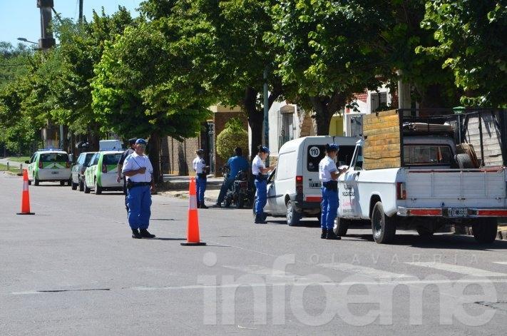 Más de 200 infracciones en una semana, el saldo de los operativos de tránsito