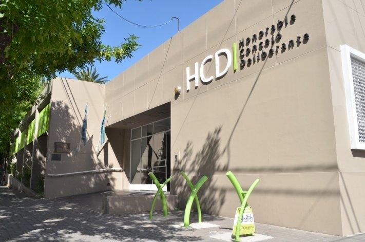 Municipales serán recibidos en el HCD