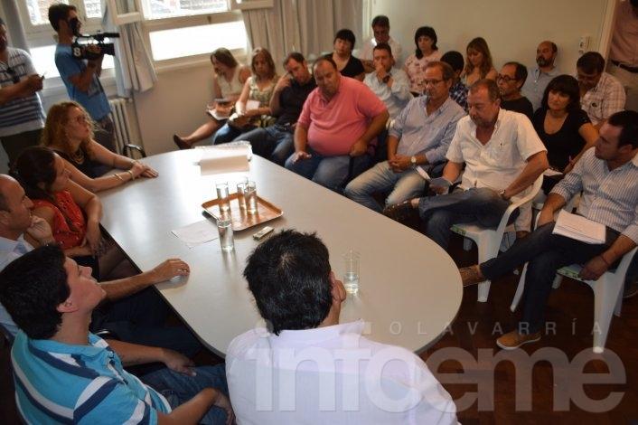 Municipales expusieron sus reclamos ante el Concejo Deliberante