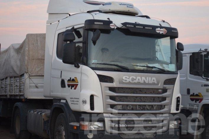 Restricción de camiones durante este fin de semana largo