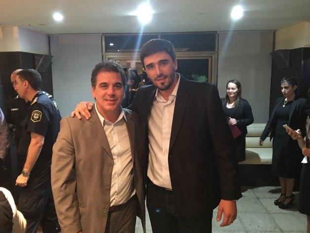 Galli participó de un encuentro con el ministro Ritondo