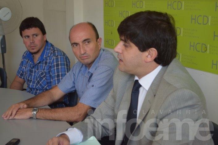 Funcionarios de Salud y Legales respondieron a los reclamos de los municipales