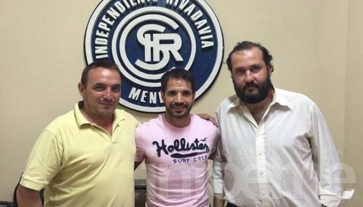 Abelairas se sumó a Independiente de Mendoza