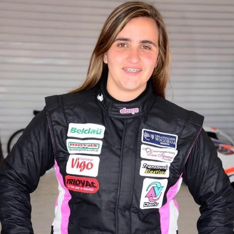 Josefina Vigo continuará en el Top Race Series