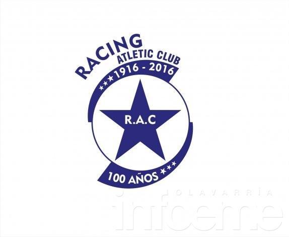"""Racing lanzó la """"camiseta del centenario"""""""