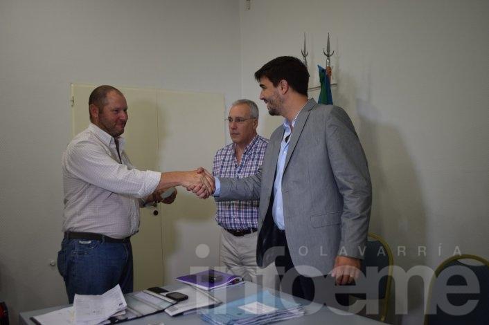 Se entregaron subsidios: fuerte apoyo a los emprendedores locales desde el Municipio