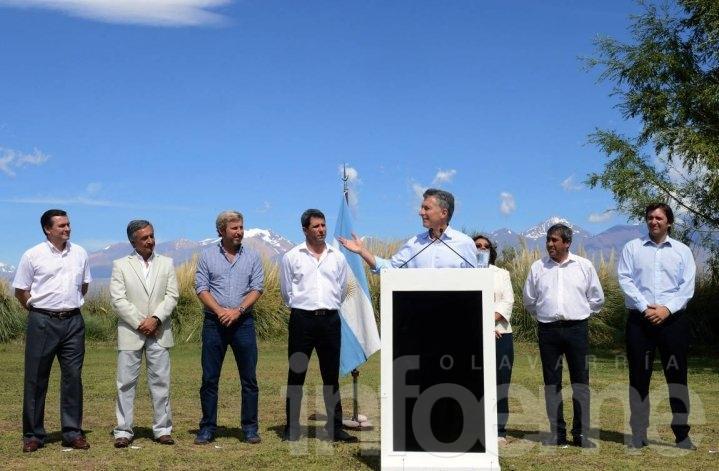 Macri anunció la eliminación de las retenciones al sector minero