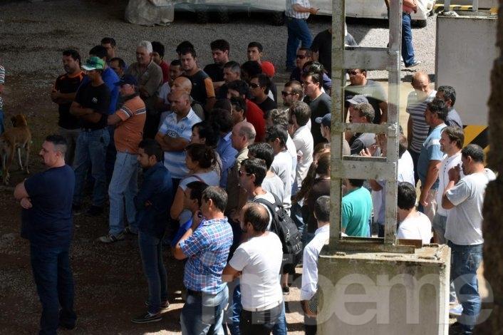 Empleados de Transporte Don Pepe destituyeron a delegados gremiales