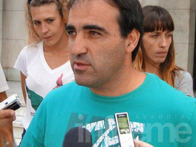 Trabajadores despedidos del CDR fueron recibidos por Galli