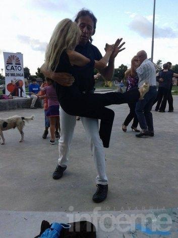 "Tango de ""tardecita"""