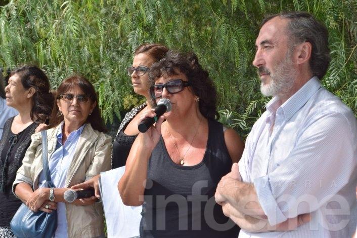 Nora Ambrosis se despidió de la Regional de Educación