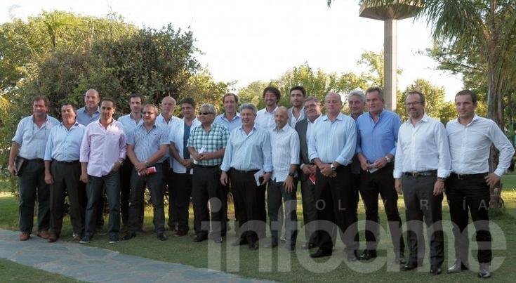 Ezequiel Galli participó del Foro de Intendentes del PRO