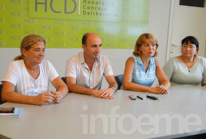 """Presentaron la 5ª edición de los premios """"Dina Pontoni"""""""