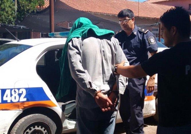 Capturaron al presunto autor del crimen de la mujer embarazada