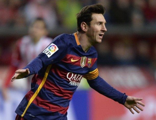 Messi superó los 300 goles en la Liga de España