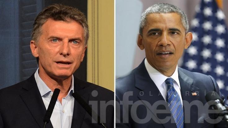 Obama visitará la Argentina el 23 y 24 de marzo