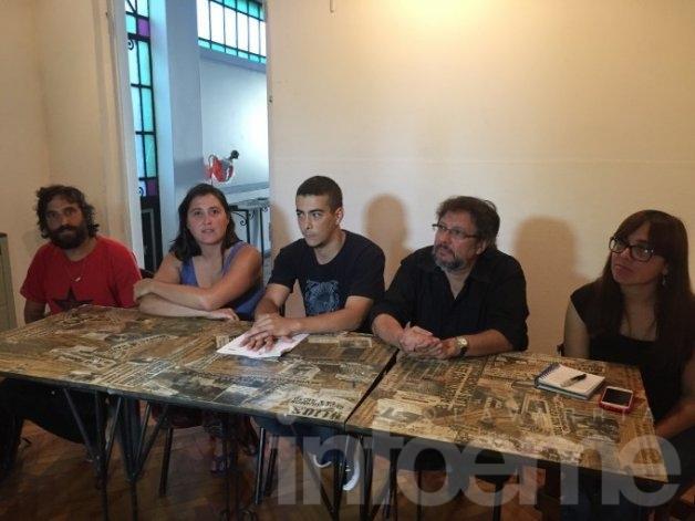 Repudian procesamiento de un militante de la APDH