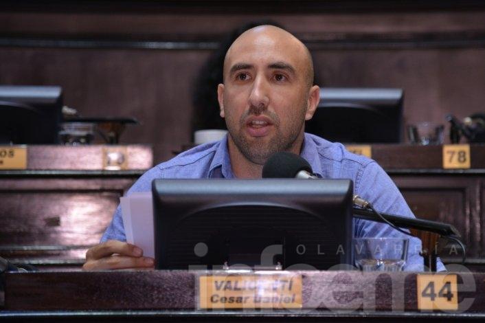 Valicenti solicitó pedido de informe al ministerio de Salud bonaerense