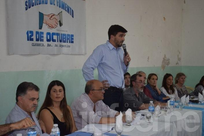 "El ""Gabinete Itinerante"" llega a Sierras Bayas"