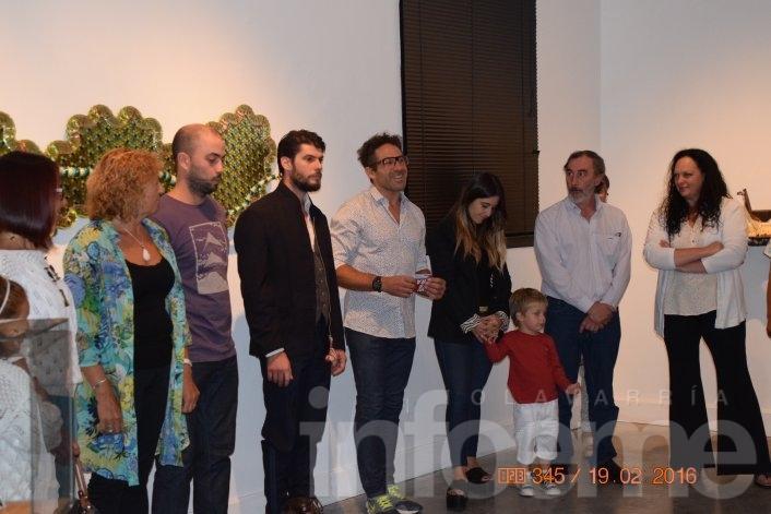 """Se inauguró la primera muestra del año en el Centro Cultural """"San José"""""""