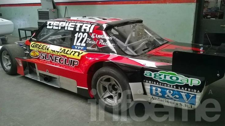 TC Pista: Un neumático complicó a Pezzucchi