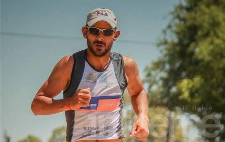 Mauricio Olivera dominó en el 12º cross del CAVO