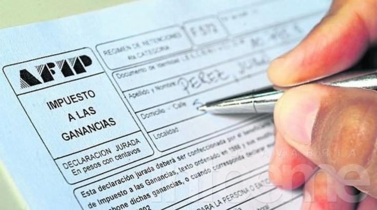Se oficializó el cambio en el Impuesto a las Ganancias