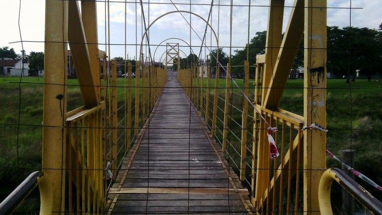 Para el inicio de clases habilitarán el puente de calle Merlo