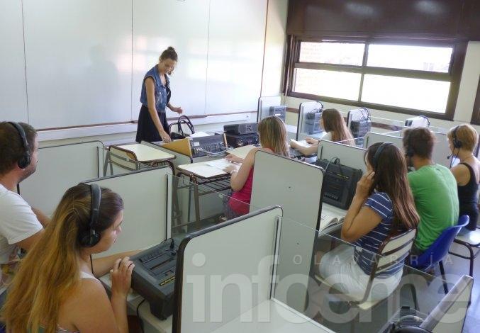 Inscripción abierta para cursos de idiomas