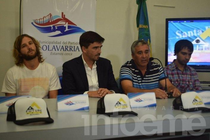 """Presentación Oficial del Future """"Ciudad de Olavarría"""""""
