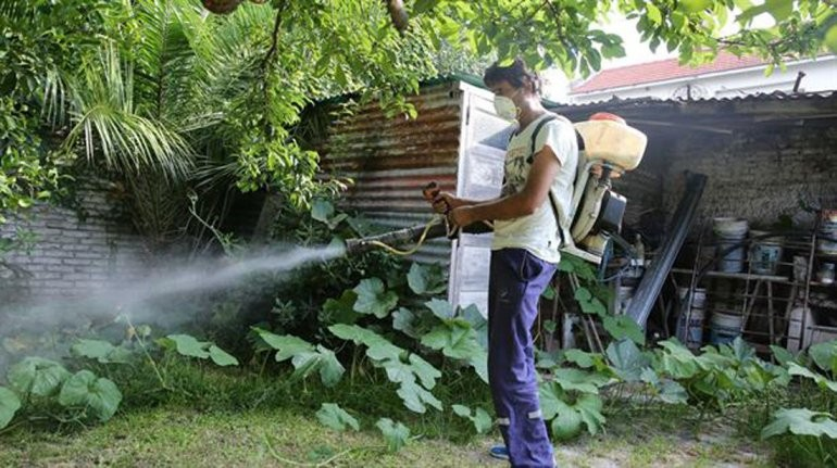 Otro posible caso de dengue