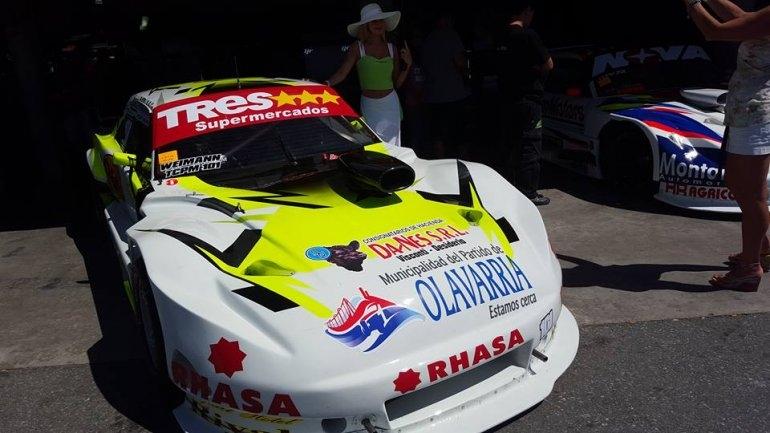 Weimann quedó sexto en la clasificación