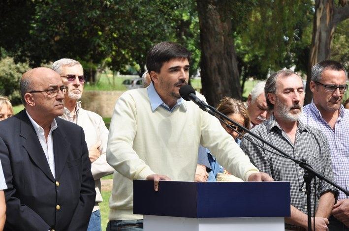 Conferencia: Todas las declaraciones del Intendente Galli en este video