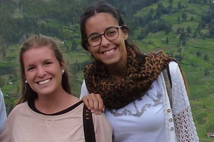 Encontraron muertas a dos mochileras argentinas en Ecuador