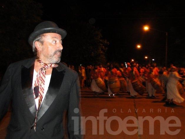 Teatro desopilante, tambores y mucho público en el Carnaval de Macondo