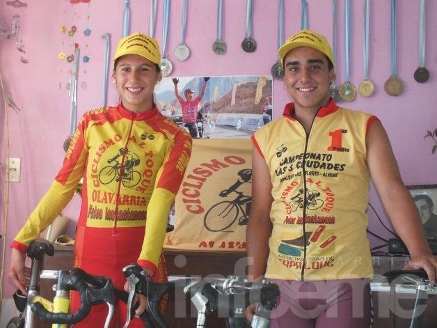 Dos ciclistas, un sueño