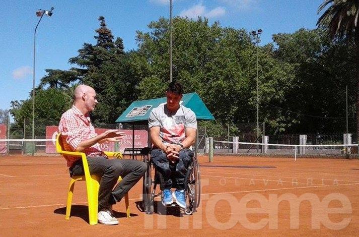 TyC Sports entrevistó a Gustavo Fernández en Estudiantes