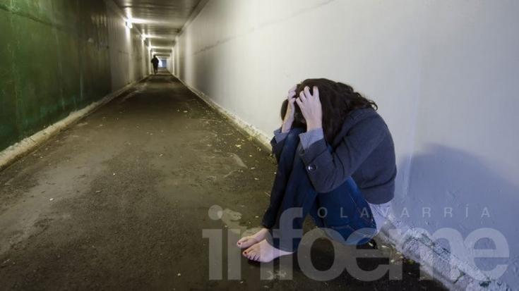 En Provincia se denuncian casi 3 violaciones por día