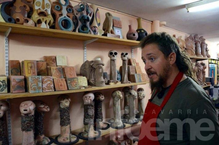 Llega el primer Encuentro de Ceramistas a Sierras Bayas