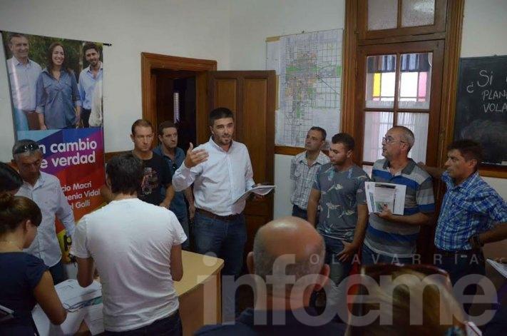 Indio en Olavarría: Municipio inició el timbreo en San Vicente sur